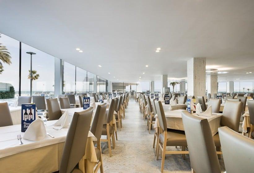 مطعم فندق Best Marítim كامبريلس