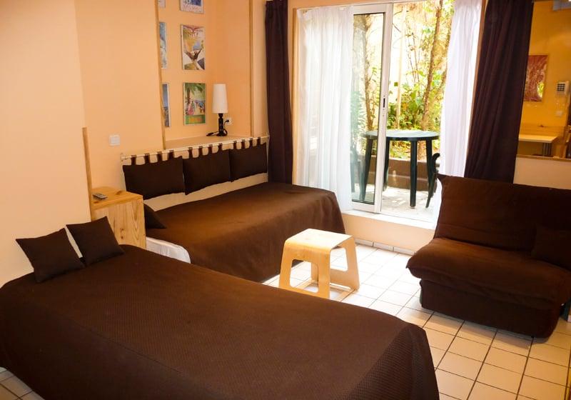h tel comte de nice nice partir de 23 destinia. Black Bedroom Furniture Sets. Home Design Ideas