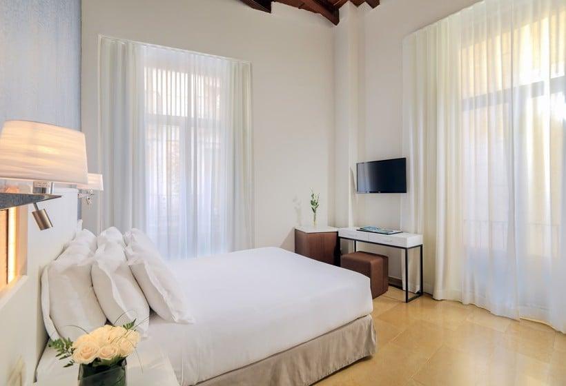 Quarto Hotel H10 Raco Del Pi Barcelona