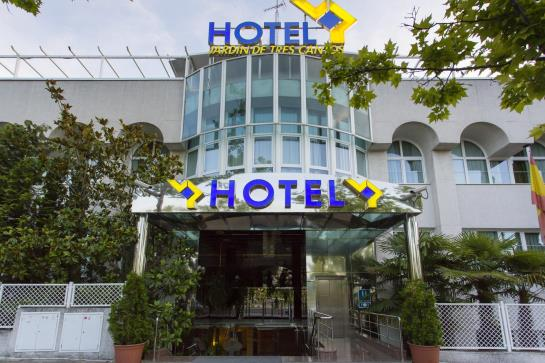 ホテル VP Jardín Tres Cantos