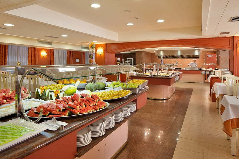 Restaurante Hotel H Top Calella Palace & Spa