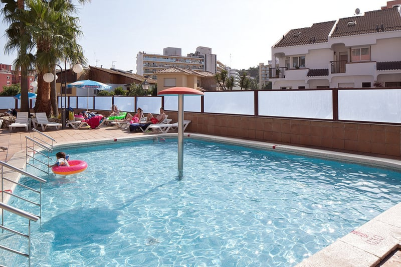 Swimming pool Hotel H Top Calella Palace & Spa