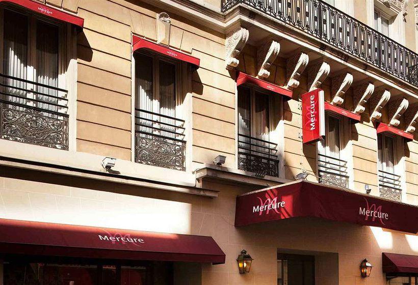 ホテル Mercure Opera Garnier パリ