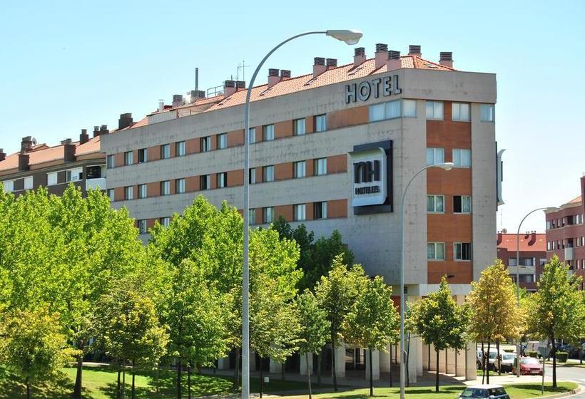 Hôtel NH Logroño Logronyo