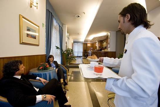 호텔 San Giorgio 나폴리