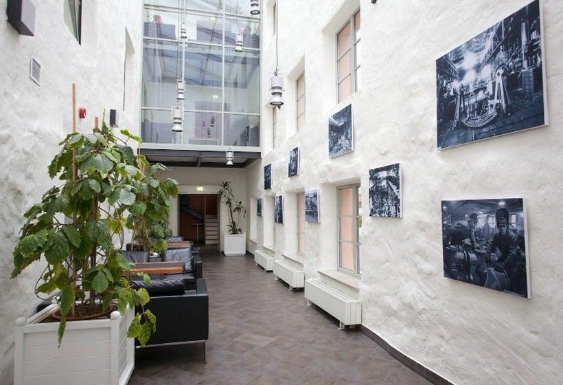 Espaces communs PK Ilmarine Hotel  Tallinn