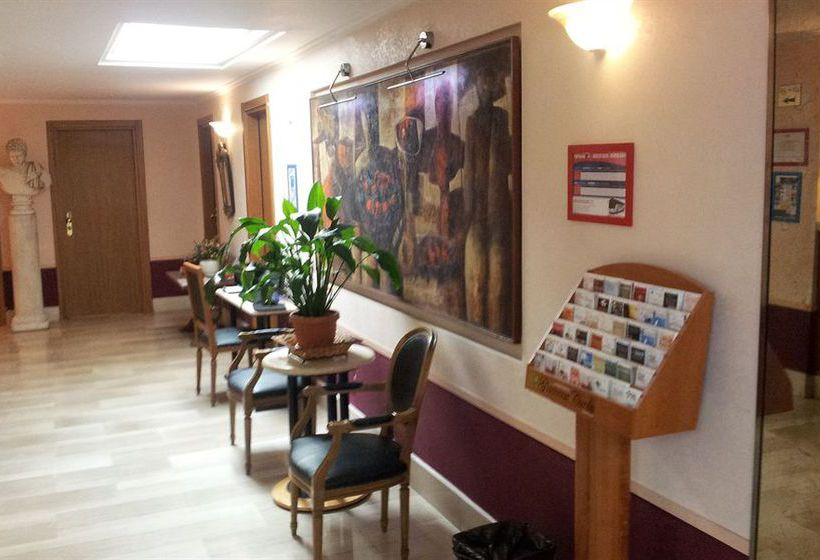 Hotel Center 1-2-3 Rom