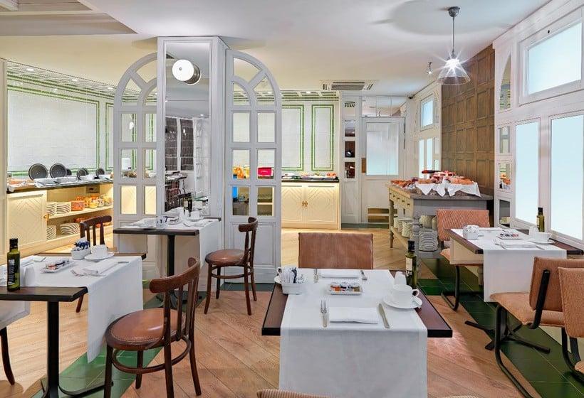 Cafeteria H10 Montcada Boutique Hotel Barcelona