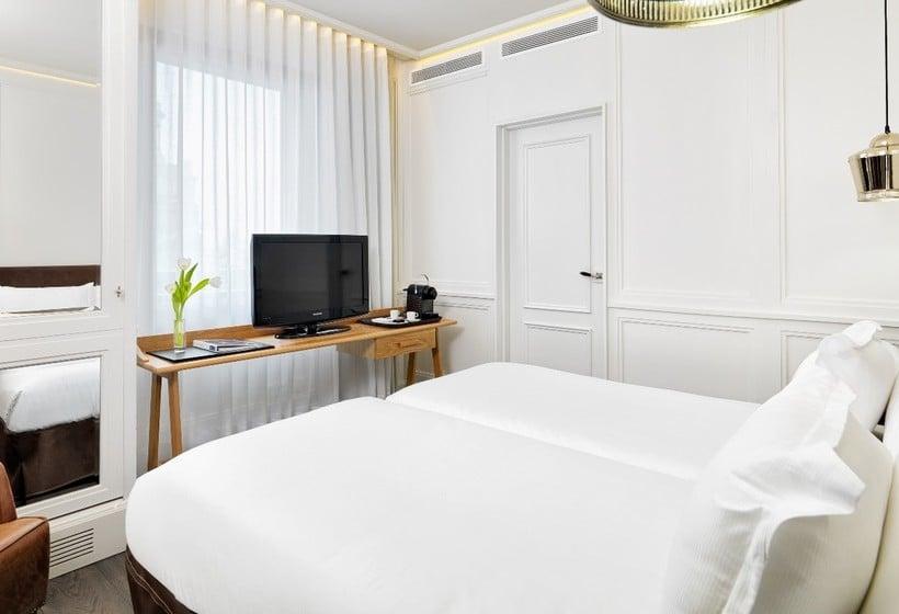Habitación H10 Montcada Boutique Hotel Barcelona