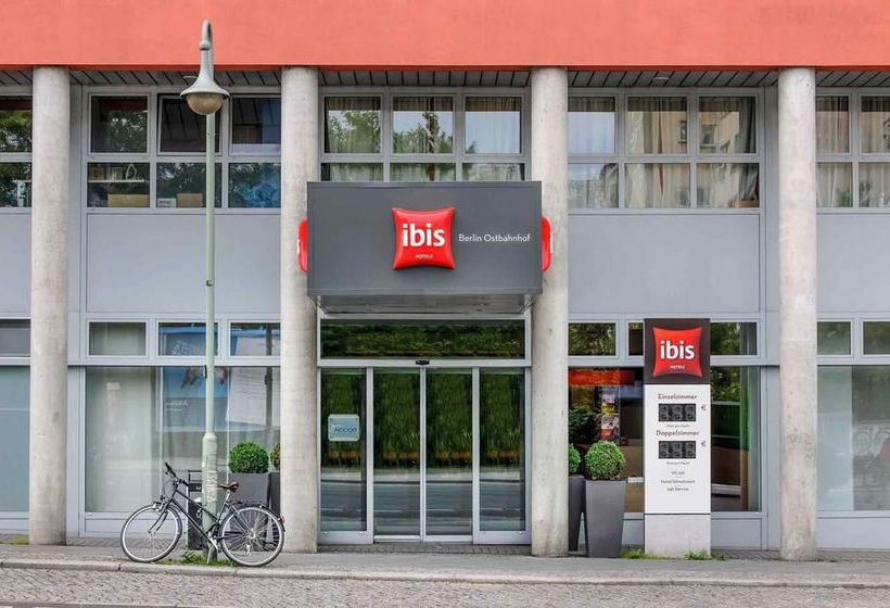 Hotel ibis berlin ostbahnhof in berlin starting at 46 destinia