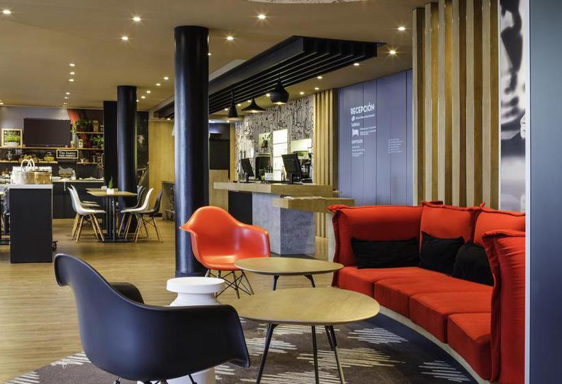 Common areas Hotel Ibis Granada