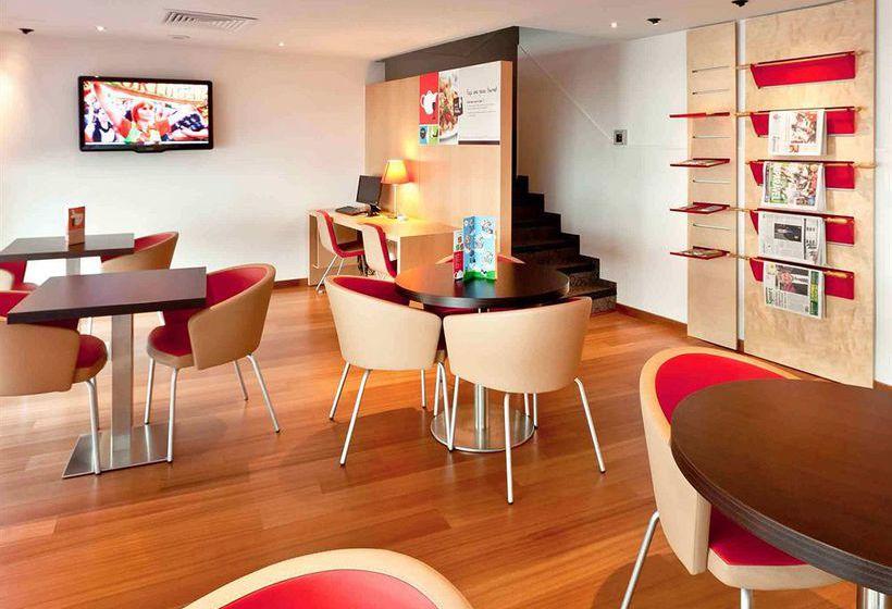 فندق Ibis Lisboa Liberdade لشبونة