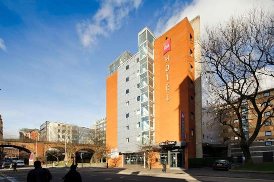 Hotel Ibis Manchester Centre Princess Street Mánchester