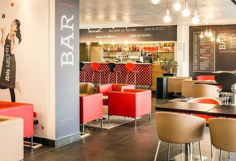 Hotel Ibis Paris Berthier Porte de Clichy