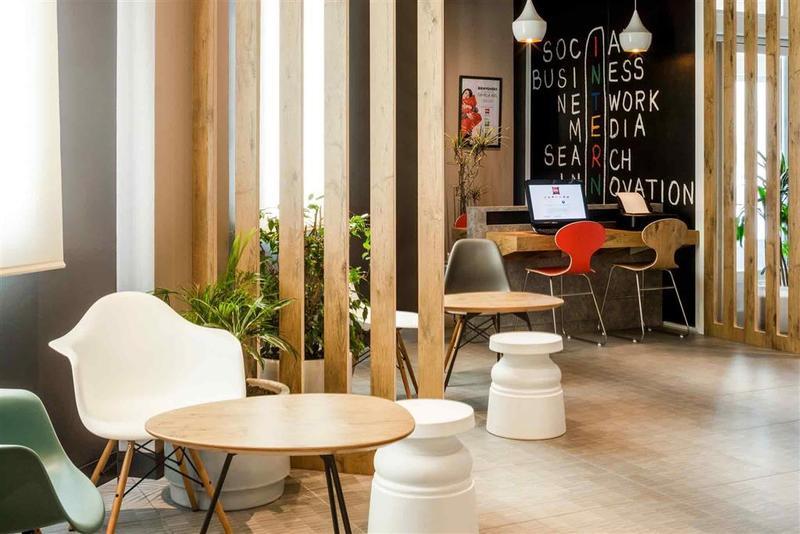 ホテル Ibis Sevilla セビリア