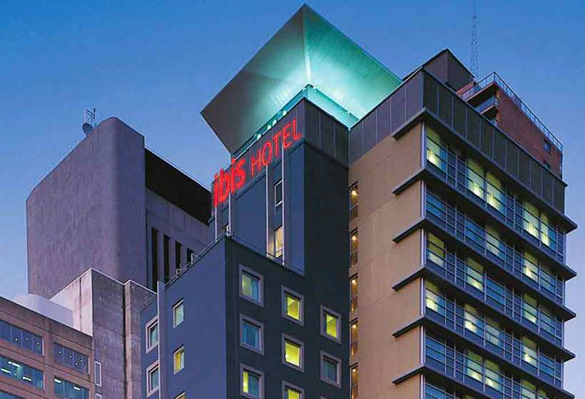 Hotel Ibis Sydney World Square