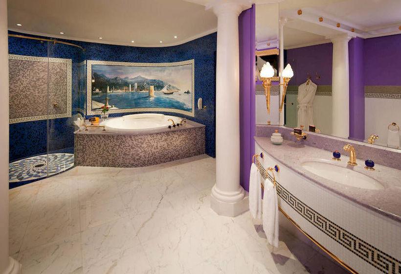 Badezimmer Hotel Burj Al Arab Jumeirah Dubai