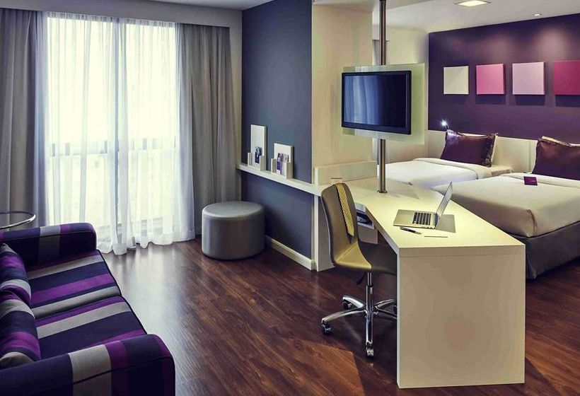Hotel Mercure Apartments São Paulo Saint Lawrence