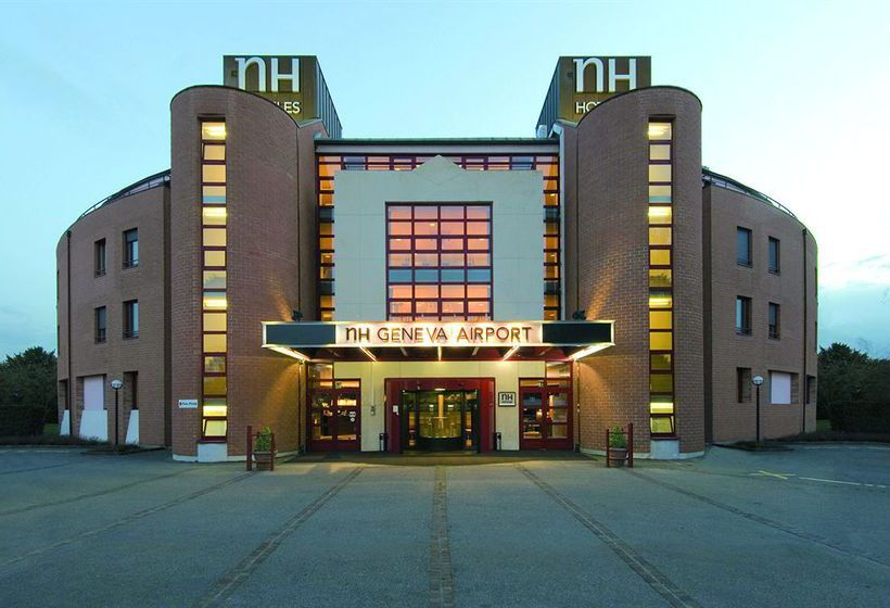 Hotel NH Geneva Airport Meyrin