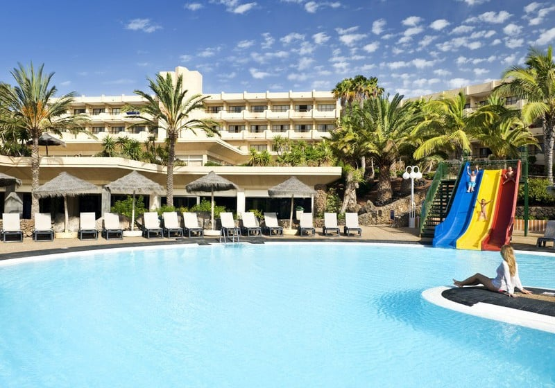 Esterno Hotel Occidental Lanzarote Mar Costa Teguise