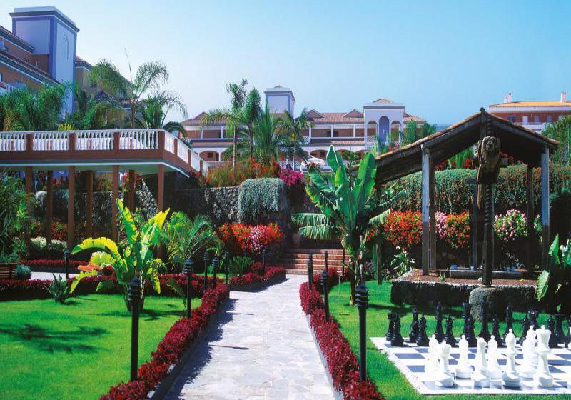 호텔 Riu Garoe Puerto de la Cruz