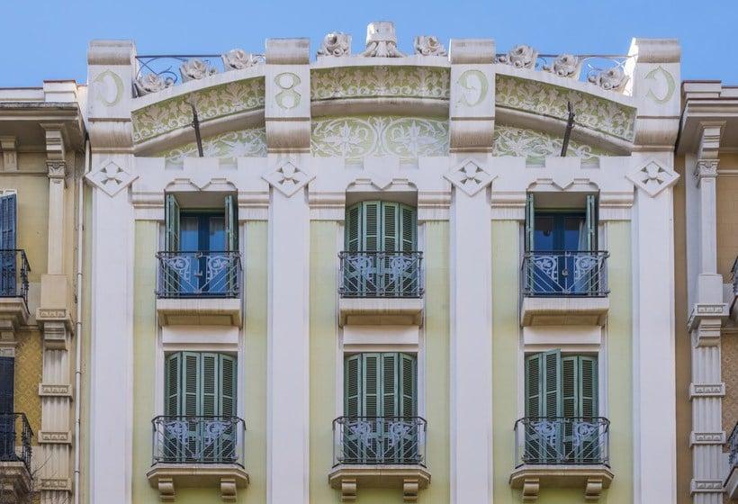 Hôtel Serhs Carlit Barcelone