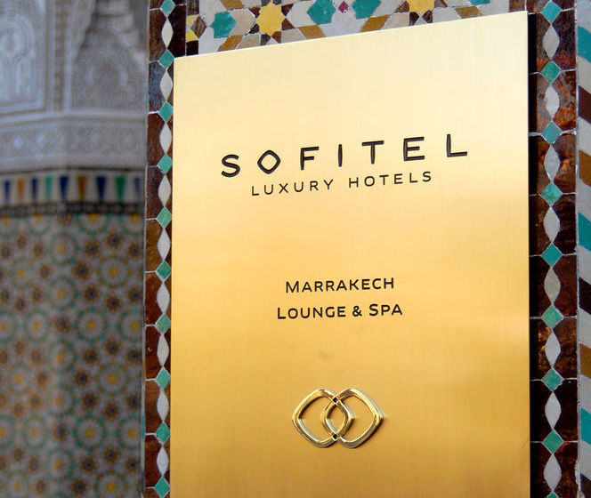 Hôtel Sofitel Marrakech Lounge & Spa