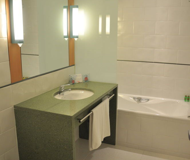 Bathroom Hotel Tropical Les Escalades-Engordany