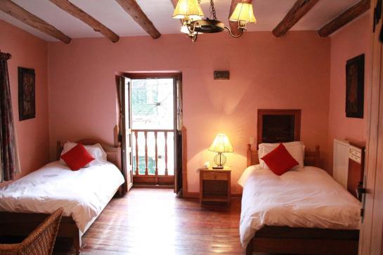Los Apus Hotel & Mirador Cuzco