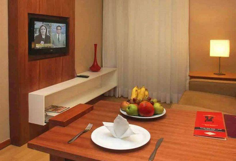 Mercure Apartments Belo Horizonte Vila Da Serra Nova Lima