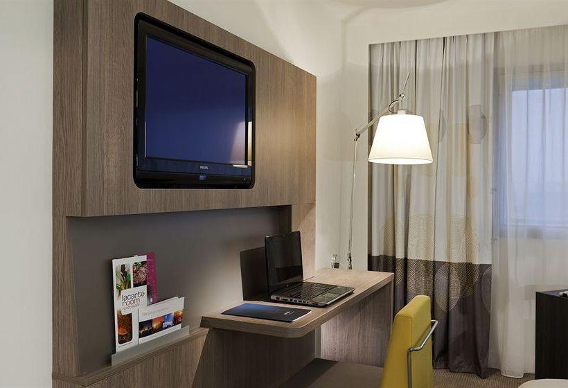Novotel Brussels Centre Tour Noire Bruxelas