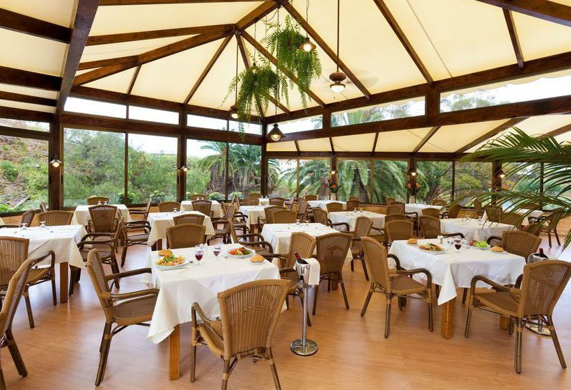 رستوران Parque Vacacional Eden پواِرتو د لا کروز