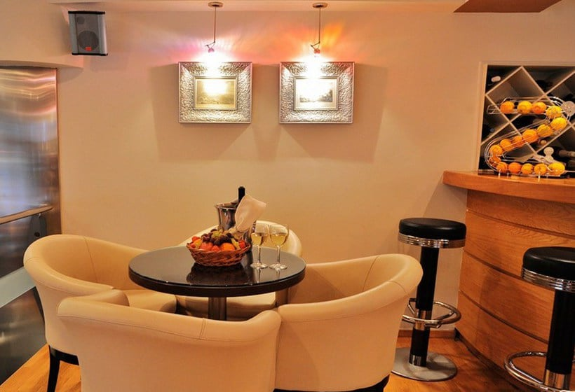Cafeteria Acropolis Select Hotel Athen