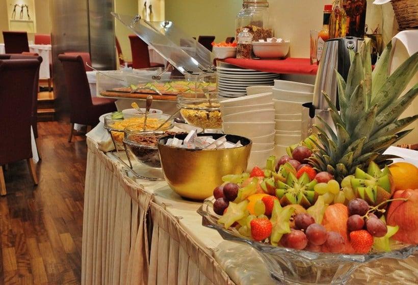 Restaurant Acropolis Select Hotel Athen