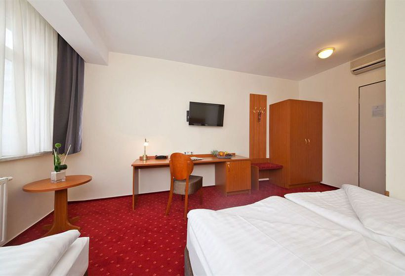 Novum Business Hotel Belmondo Hamburgo