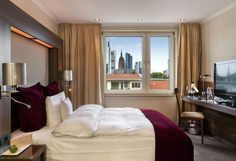 Fleming's Deluxe Hotel Frankfurt Main Riverside فرانكفورت