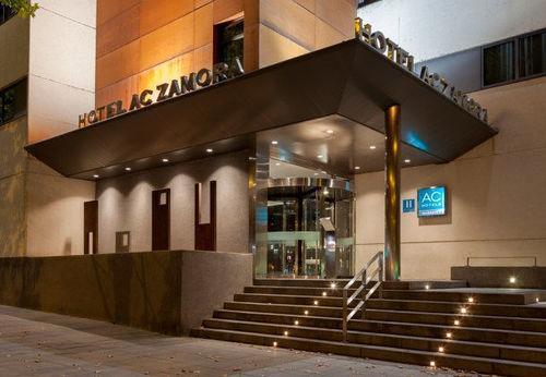 هتل AC Zamora