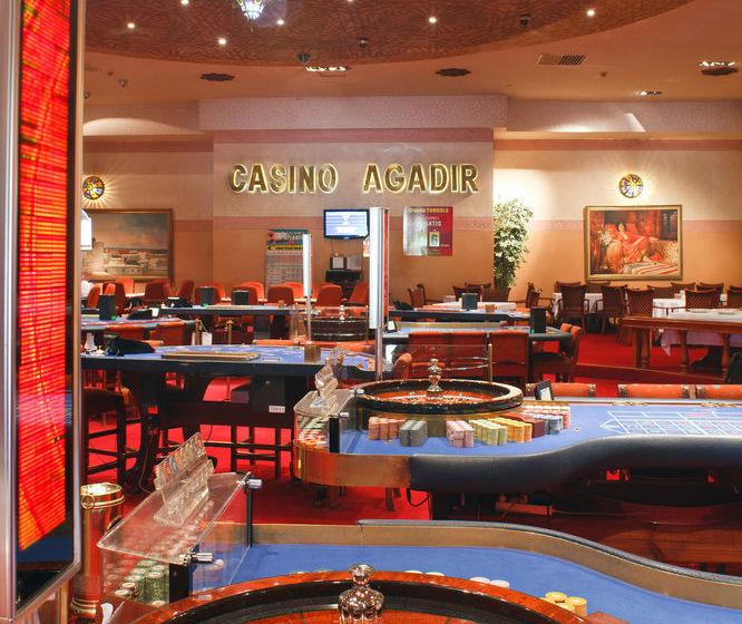 Casino agadir atlantic palace