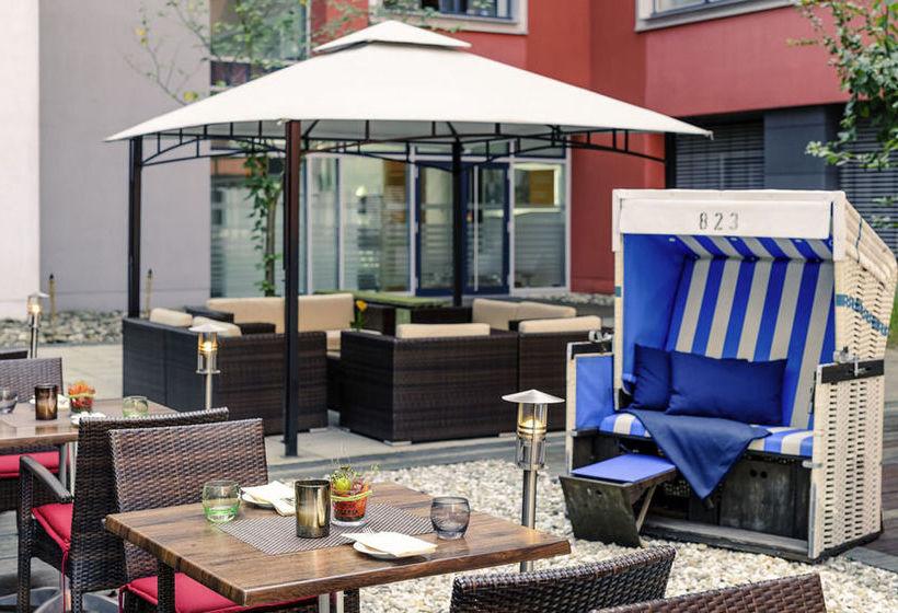 호텔 Mercure Eschborn Helfmann Park