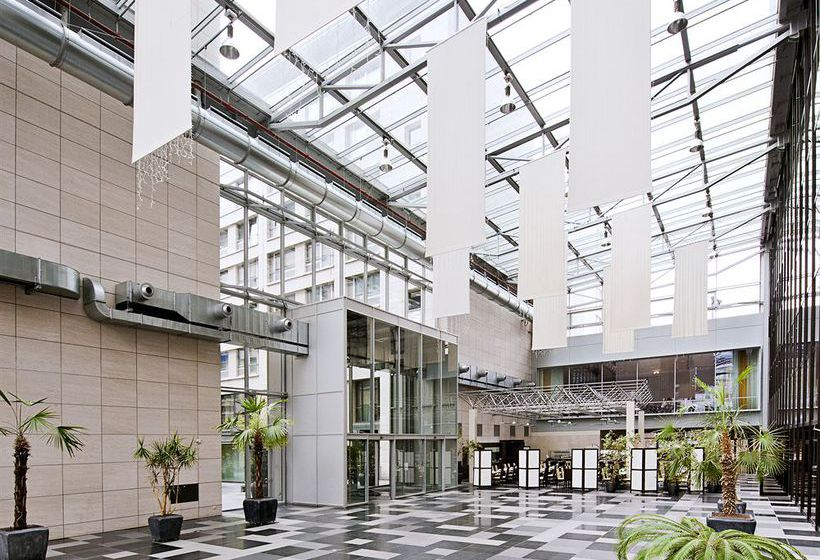 Hotel NH Berlin Friedrichstrasse Berlim
