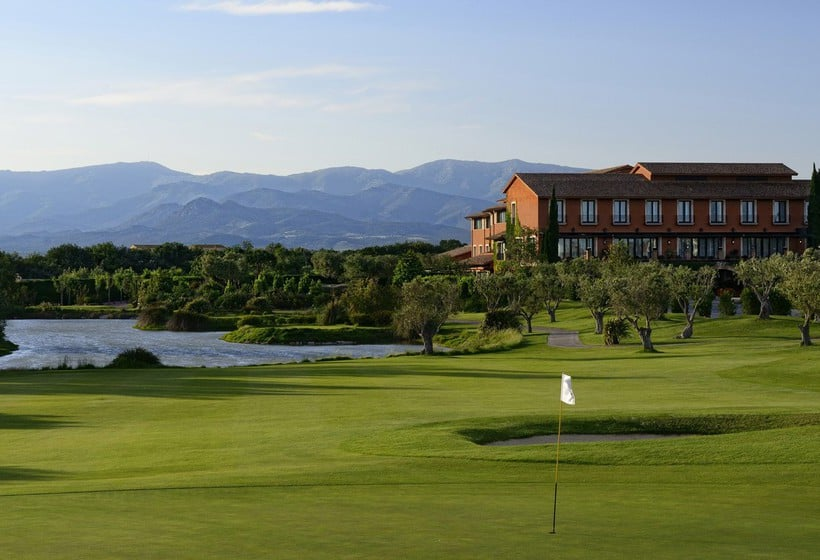 Sport center Hotel Peralada Wine Spa & Golf