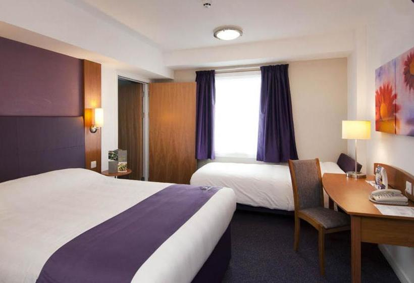 Hotel Premier Inn City Centre South Glasgow