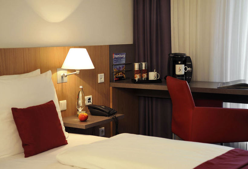 Mercure Hotel Hamburg Mitte Amburgo