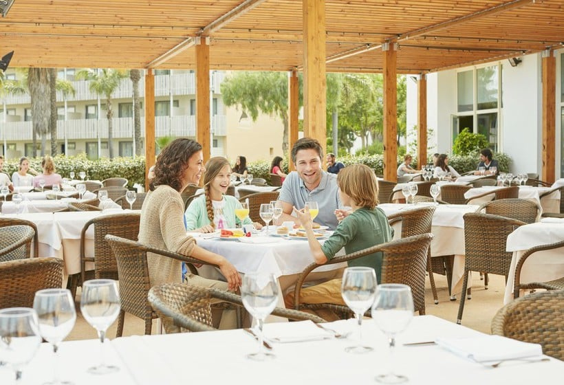 Restaurante PortAventura Hotel Caribe Resort Salou