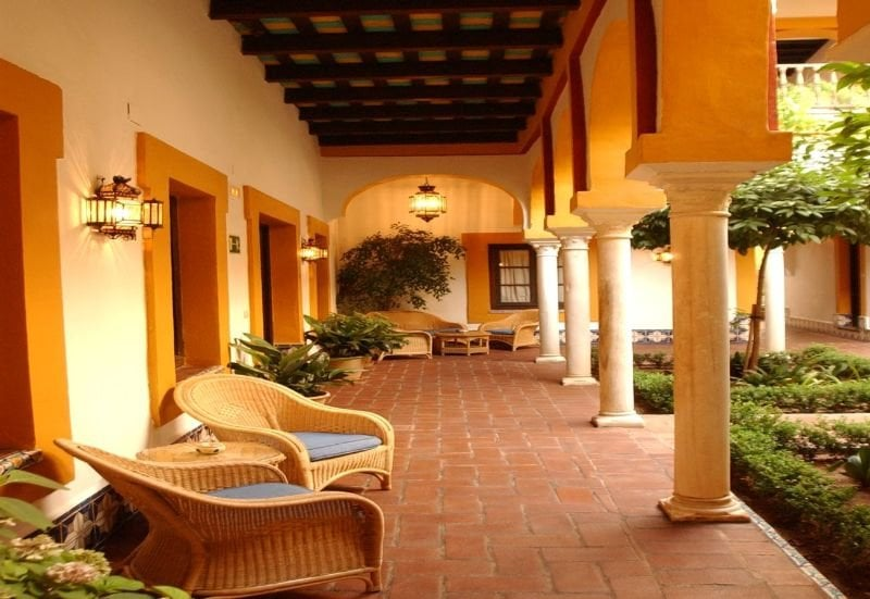 Hotel casa imperial in seville starting at 31 destinia - Hotel casa imperial ...