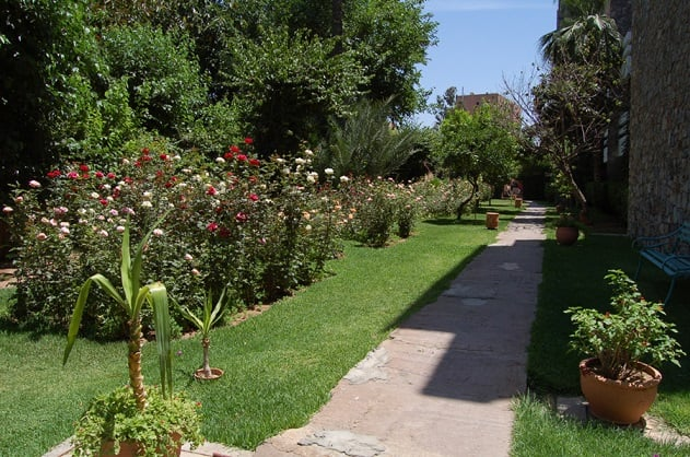 Hotel Amine Marrakesch