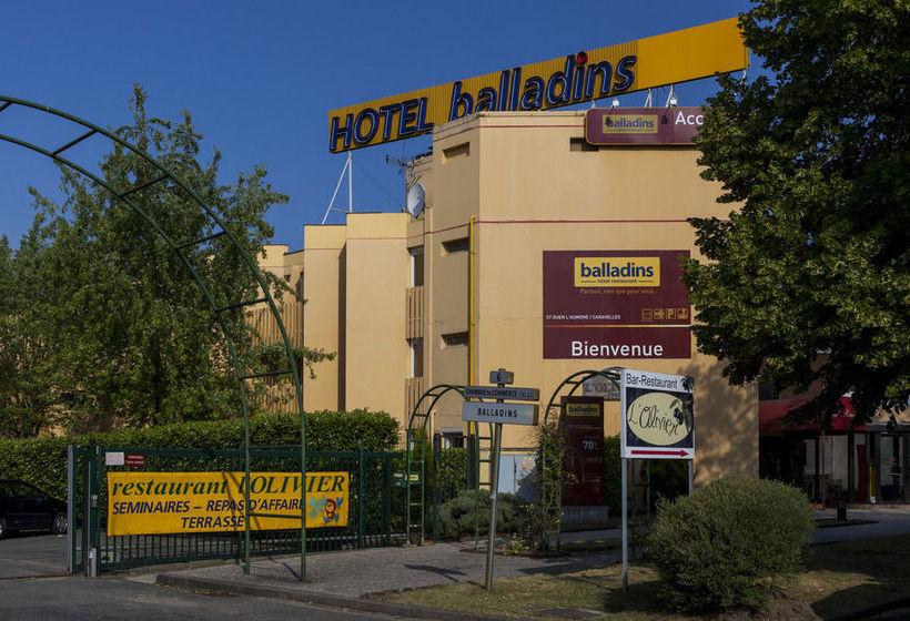 Hôtel Balladins Saint Ouen L'Aumône Caravelle  Saint Ouen l'Aumône