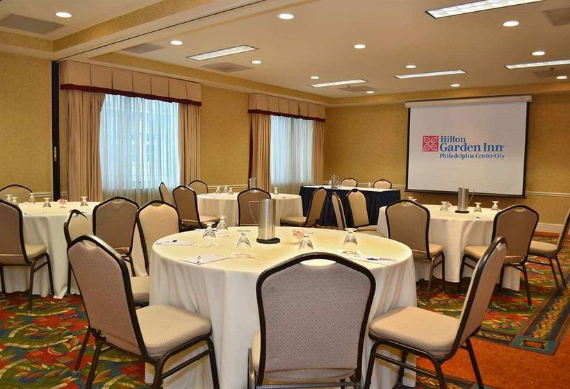Hotel Hilton Garden Inn Philadelphia Center City Filadelfia