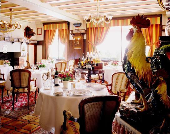 호텔 Hostellerie Du Coq Hardi Verdun