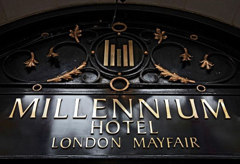 호텔 Millennium London Mayfair 런던